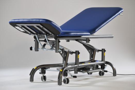 Photograph of rehabilitation table of Cardon Rehabilitation & Medical Equipment Ltd.